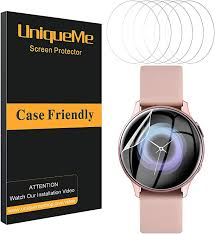 [6 Pack] UniqueMe <b>Screen</b> Protector Compatible for Samsung ...