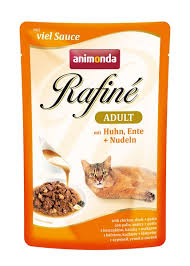 <b>Animonda Rafine</b> Soupe <b>Adult</b> / <b>Паучи</b> Анимонда для кошек ...