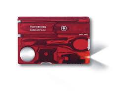 <b>Швейцарская карточка SwissCard</b> Lite VICTORINOX 0.7300.T