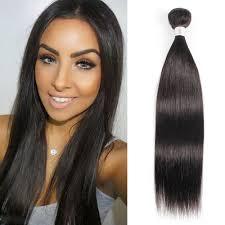 <b>Mogul Hair Indian Hair</b> Weave Bundles Straight Bundles Color 4 ...