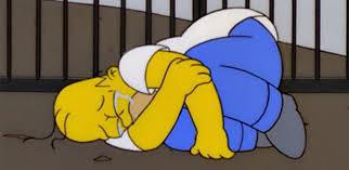 """5 серий """"Симпсонов"""", которые заставят вас плакать"""