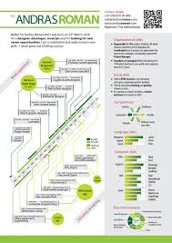 multimedia infographics ly andras r resume infographic
