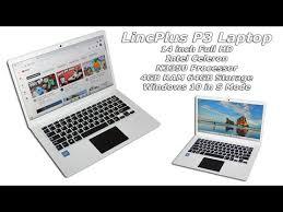 <b>LincPlus P3 14 inch</b> Full HD Laptop Review - YouTube