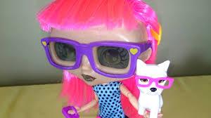 Интерактивная говорящая кукла Chatsters. Игрушки для девочек ...