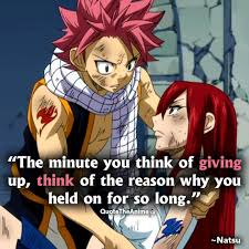 21+ Powerful <b>Natsu</b> Dragneel <b>Quotes</b>