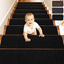 carpet treads for wood stairs - Amazon.com