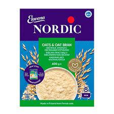 """<b>Хлопья</b> """"<b>Nordic</b>"""" овсяные с овсяными отрубями, 600 г, Финляндия ..."""