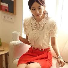 <b>HOT Sale</b> Korean Fashion <b>Elegant 2015</b> Summer Shirt Women ...