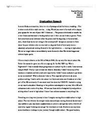 graduation essay ideas graduation speech   gcse english   marked by teacherscom page  zoom in