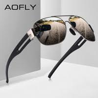 AOFLY DESIGN Ultralight TR90 <b>Polarized Sunglasses</b> Men <b>Fashion</b> ...