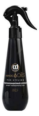 Купить <b>термозащитный спрей для</b> волос magic 5 oils pre-styling ...