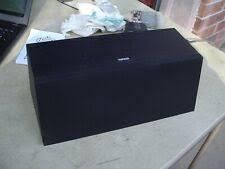 Черный дом <b>центрального канала Yamaha</b> динамики и сабвуферы