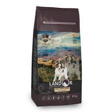 <b>Сухой корм</b> для собак мелких пород, <b>Landor Adult</b> Small Breed ...