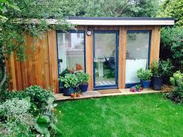 garden studio in kensal rise build garden office kit