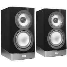 <b>Активная полочная акустика ELAC</b> Navis ARB-51 High Gloss Black