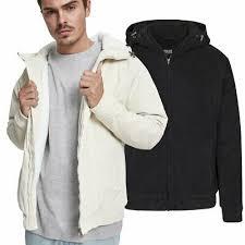 <b>Urban Classics</b>-с капюшоном шерпа вельветовые зимняя <b>куртка</b> ...