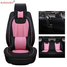 Online Shop <b>kalaisike leather</b> Universal Car Seat Covers for ...