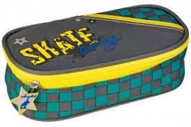 <b>Пенал Spiegelburg Skateboarding</b> 11863 (Шпигельбург Скейтборд)