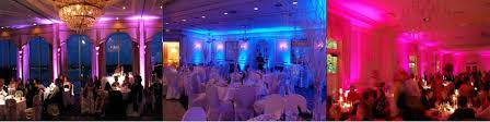 rent uplighting nationwide up lights wedding lighting beautiful color table uplighting