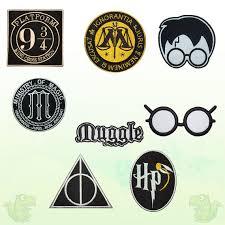 Harry Potter Super <b>Hero</b> Movie Comics Special <b>Embroidered</b> Iron ...