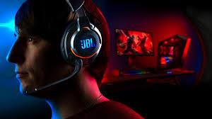 Игровые гарнитуры <b>JBL Quantum</b> - не просто <b>наушники</b>, а ...