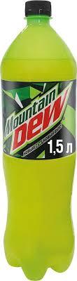 Купить <b>Напиток газированный Mountain Dew</b> Цитрус, 1,5л в ...