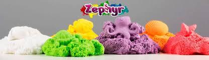 <b>Кинетический пластилин Zephyr</b>
