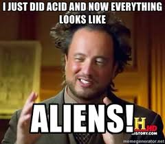 The Best of the Ancient Aliens Meme via Relatably.com