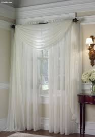 swag curtains photo