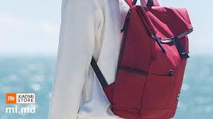 <b>Рюкзак</b> xiaomi <b>urevo backpack large</b> - красота в простоте!