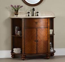 cherry bathroom vanity p