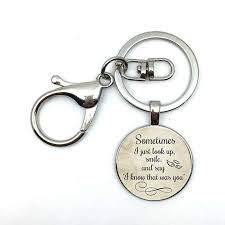 <b>To commemorate the mother</b> Keychain, my mother is so amazing ...