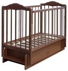 <b>Кроватка СКВ</b>-<b>Компани</b> 12600х Берёзка New (качалка), на полозьях