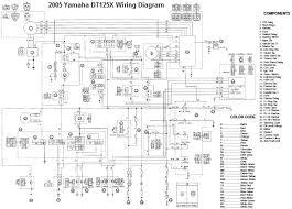 yamaha xt 125 engine diagram yamaha wiring diagrams online