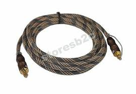 <b>Hot</b> Premium HiFi <b>Optical</b> Fibre <b>Digital</b> Audio <b>TOSLINK</b> Cable 3M (<b>S</b> ...