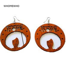 <b>Natural</b> Afro Wood Earrings Promotion-Shop for Promotional <b>Natural</b> ...