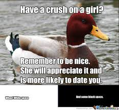 Malicious Advice Mallard Strikes Again by 54321stickmeme - Meme Center via Relatably.com