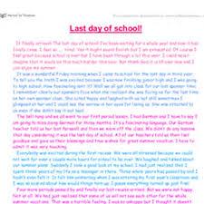 short essay on my school for class  at  essay net eushort essay on my school for class  pic