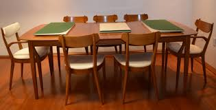 Danish Modern Dining Room Set Dining Table Amazing Drexel Heritage Furniture For Dining Room