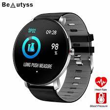 <b>Beautyss</b> K9 <b>Smart watch</b> IP68 waterproof IPS Color Screen Heart ...