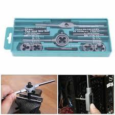 Screw <b>Tap Die</b> External <b>Thread</b> Cutting <b>Tapping</b> Hand Tool M6 M7 ...