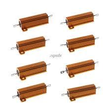 Single Resistors <b>1W</b> 5% Tolerance <b>Metal</b> Oxide Film Resistors ...