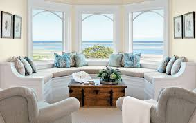 beach themed living room decorating living rooms and bay window designs on pinterest beach themed rooms interesting home office