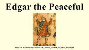 「959 Edgar the Peaceful」の画像検索結果