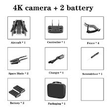 2020 NEW <b>Drone</b> 4k HD Wide Angle Camera 1080P WiFi fpv <b>Drone</b> ...