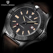 <b>PAGANI DESIGN</b> Top Brand <b>New Men's</b> Classic Mechanical ...