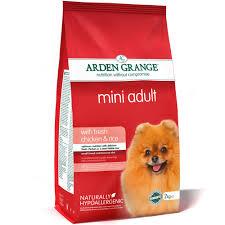 <b>Сухой корм</b> для взрослых собак мелких пород, <b>Arden</b> Grange ...