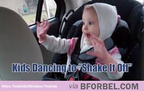 Check Out These Adorable Kids Dancing to Taylor Swift's 'Shake It ... via Relatably.com