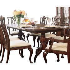 american drew cherry dining room set