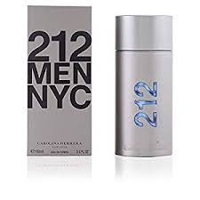 212 By Carolina Herrera For Men. Eau De Toilette ... - Amazon.com